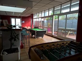 Espace Bar, rés. Michel Hounau