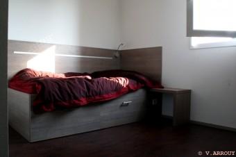 Chambre T2, Bordes