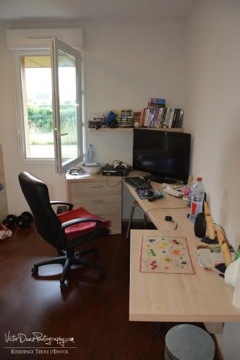 Studio, résidence Terre d'Envol